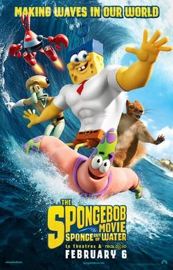: SpongeBob: na suchym lądzie