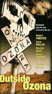 : Outside Ozona