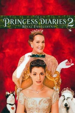 : Pamiętnik Księżniczki 2: Królewskie zaręczyny