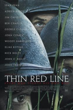 : Cienka czerwona linia